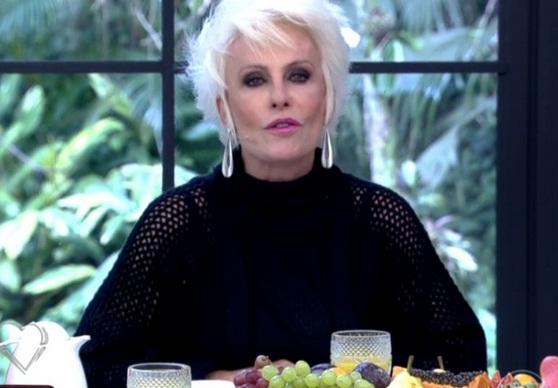 "Ana Maria Braga se confunde e ""mata"" o cantor Leonardo"