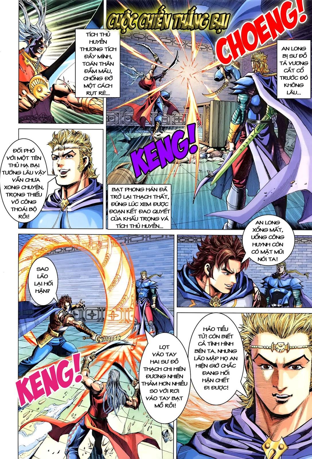 Đại Đường Song Long Truyện chap 218 - Trang 22