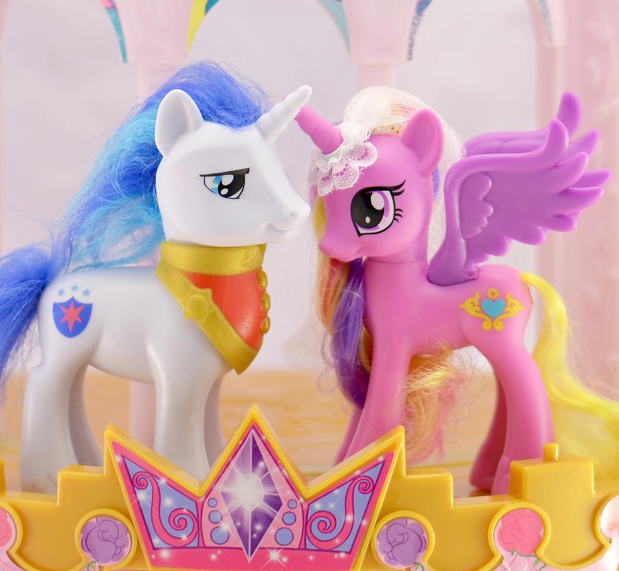 G4 Pony Blog Shining Armor Princess Cadence