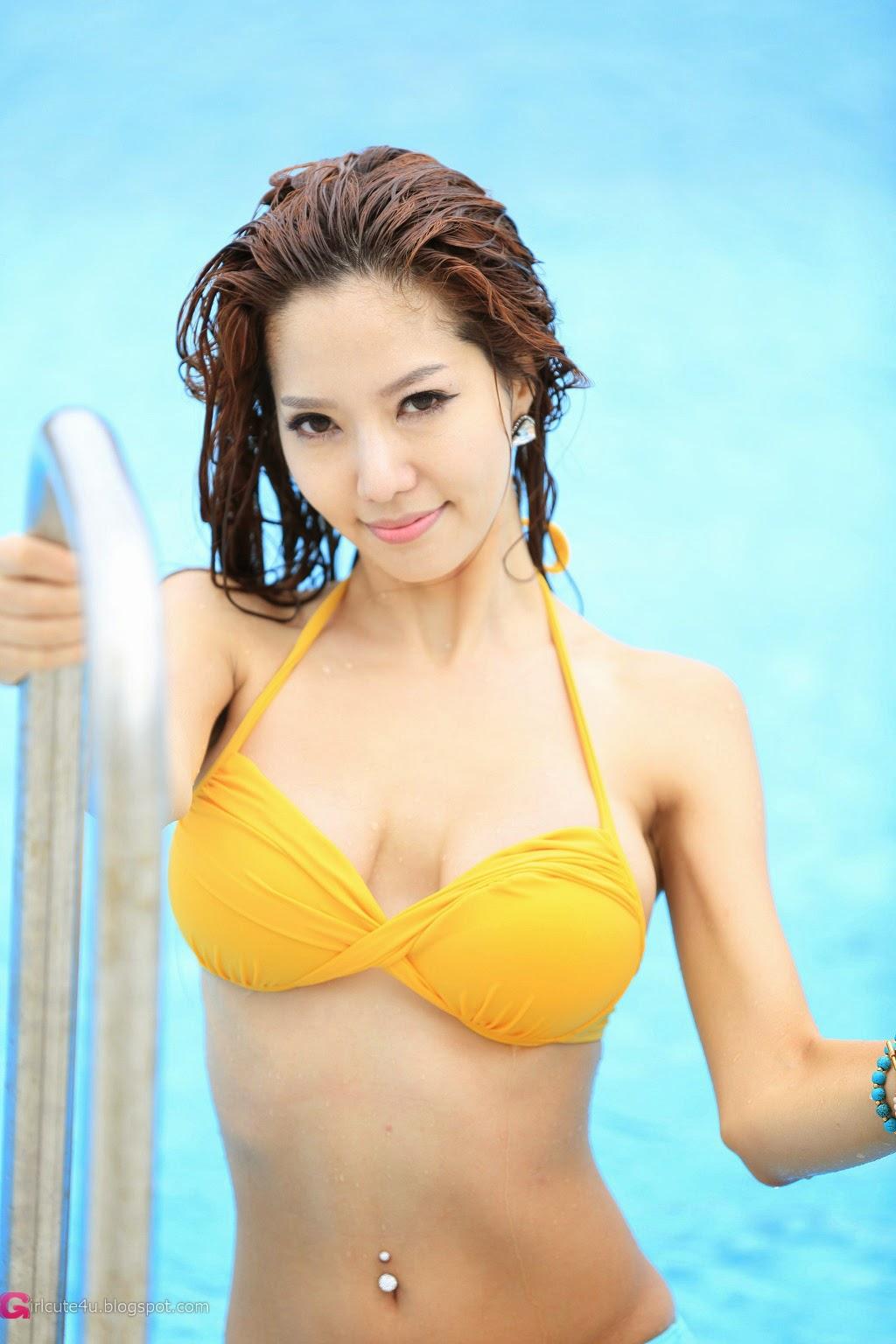 6 Han Min Young - Summer - very cute asian girl-girlcute4u.blogspot.com