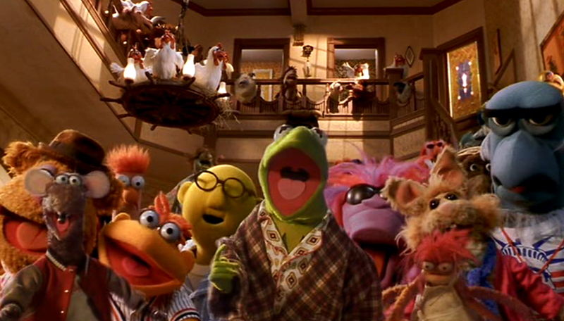 From Muppets From Space