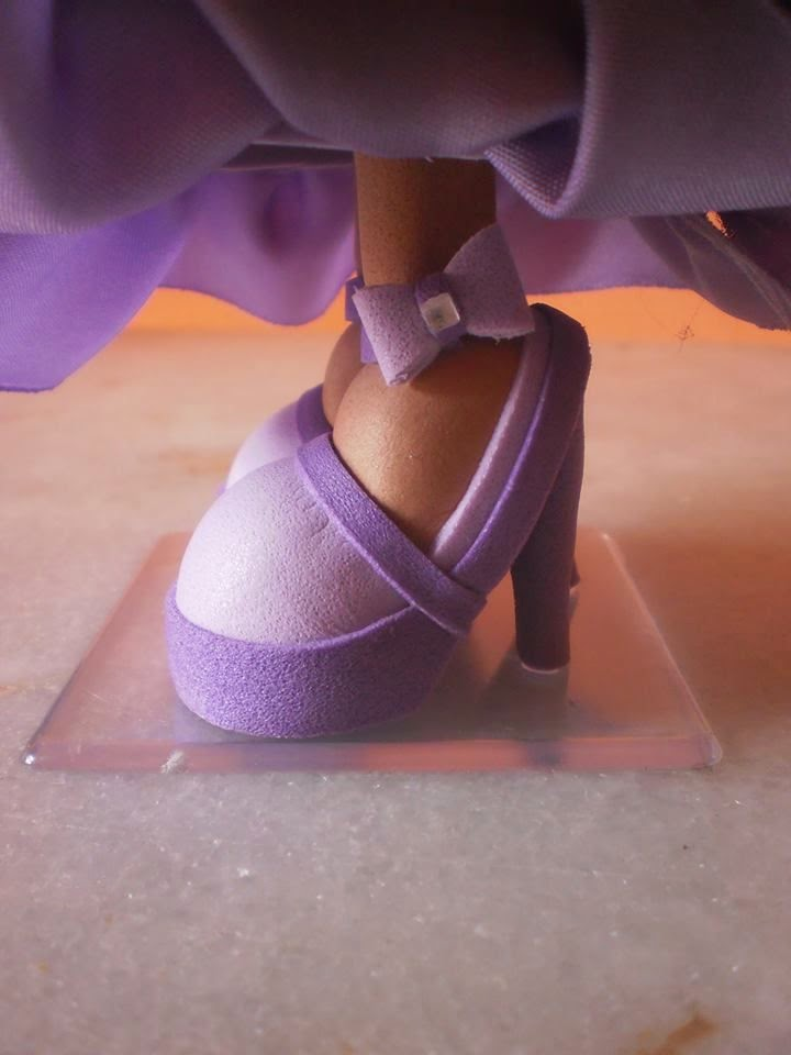Фоамиран туфли мастер класс