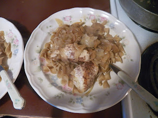 Chicken with Apples and Cider 4