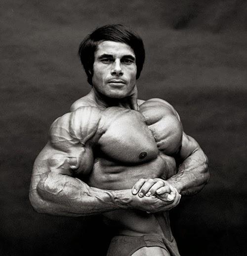 تمارين عضلات صدر فرانكو كولومبو FRANCO COLUMBU