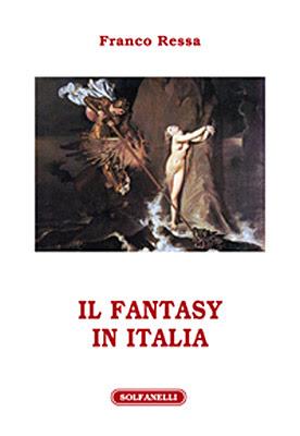Il fantasy in Italia, 2012, copertina