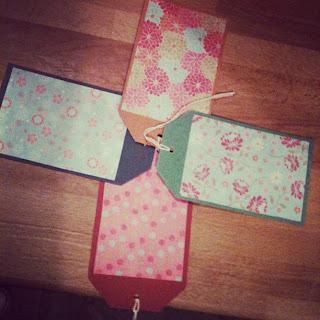handmade gift tag