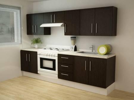 Rinnovare cocinas integrales en melamina for Disenos de cocinas pequenas y economicas
