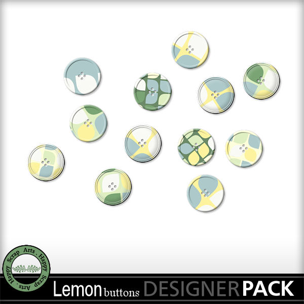 HSA Lemon buttons