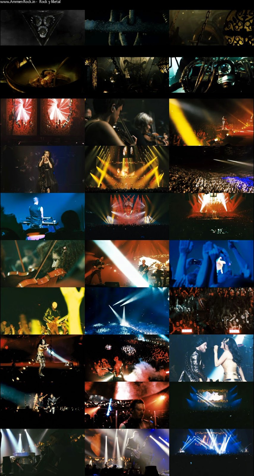Within Temptation - Let Us Burn - full DVD