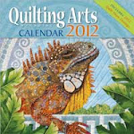 My quilt is in this calendar!