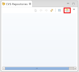 CVS Repository dialog