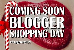 CHRISTMAS BLOGGER SHOPPING DAY