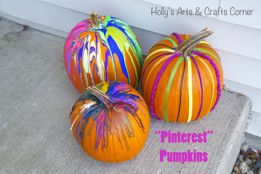 Holly 39 s arts and crafts corner craft project our for Pinterest crafts and arts