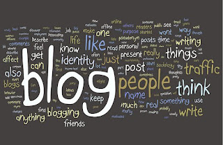I love to blog