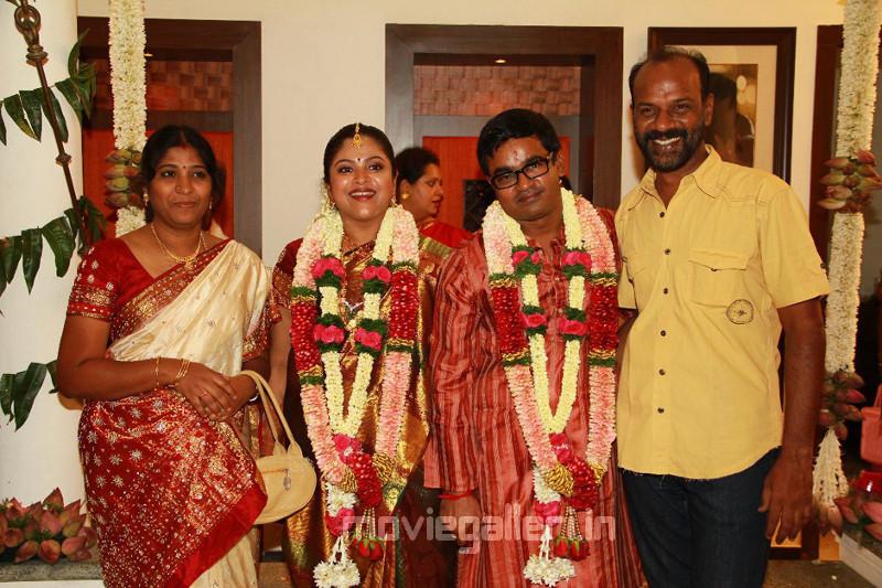 Selvaraghavan geethanjali wedding