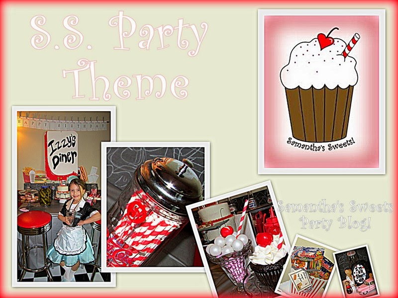 SS Party Theme