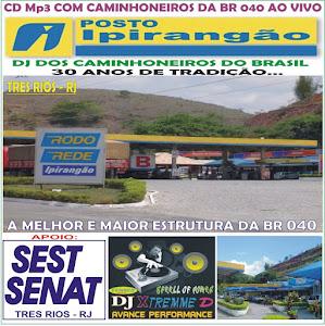 RADIO ESTRADA POSTO IPIRANGÃO