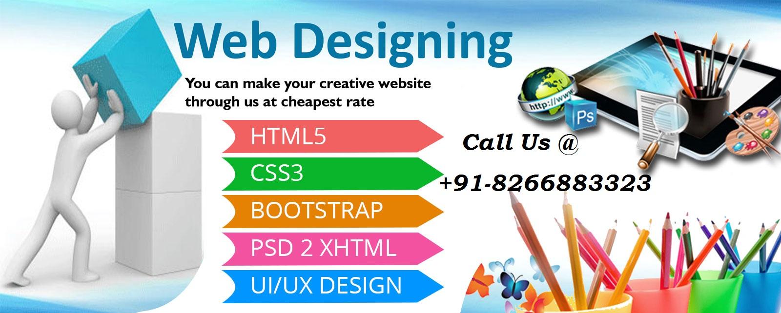 Web Designing in Meerut