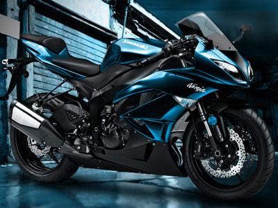 Modifikasi Kawasaki Ninja rr modifikasi super cepat model keren