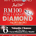 Jewel Club RM100 for 1 Carat Diamond Contest