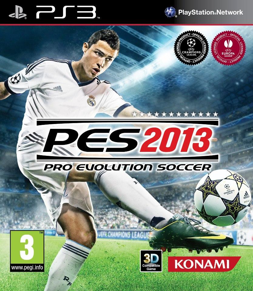 Pes 2013 Pc Edições Evolution: Download Pro Evolution Soccer 2013 Full Version (Single