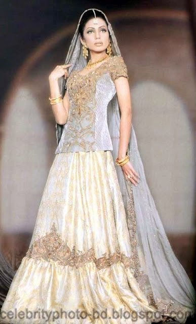 Girls+in+Weddings+and+Bridal+Dressing+Latest+New+Collection003