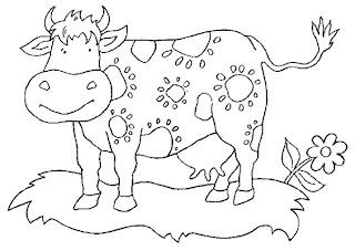 vaca malhada