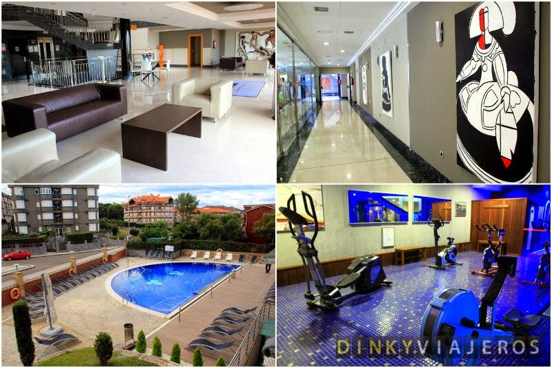 Hotel Marítimo Ris. Instalaciones