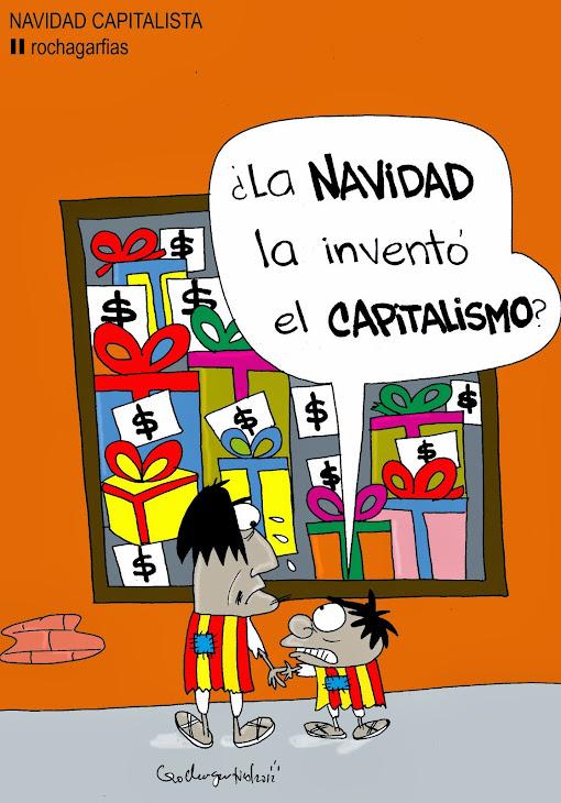 Navidad capitalista.