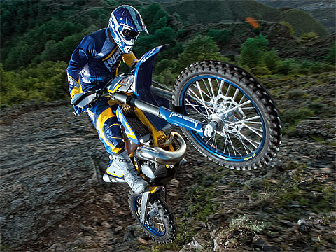Gambar Motor 2012 Husaberg TE300, 480x360 pixels