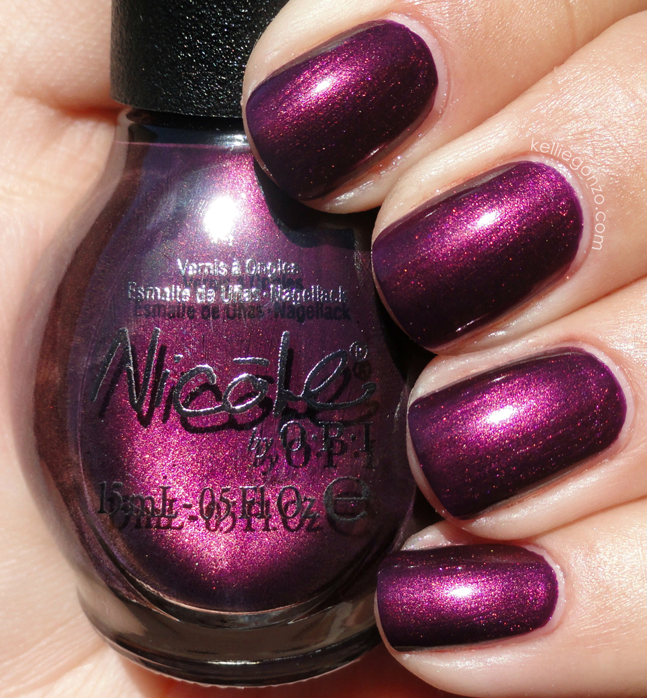 KellieGonzo: Nicole by OPI Target Exclusives for 2012