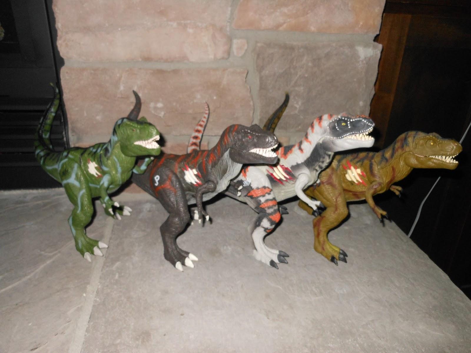 Tyrannosaurus Canyon Emperor Dinobot's Musi...