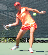Kelly Wilson, a 38yearold teaching pro playing at her
