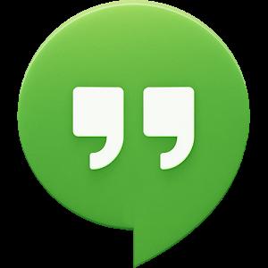 Hangouts icon logo