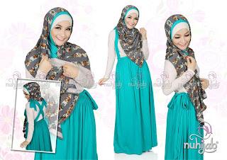 Busana Muslim Aisha