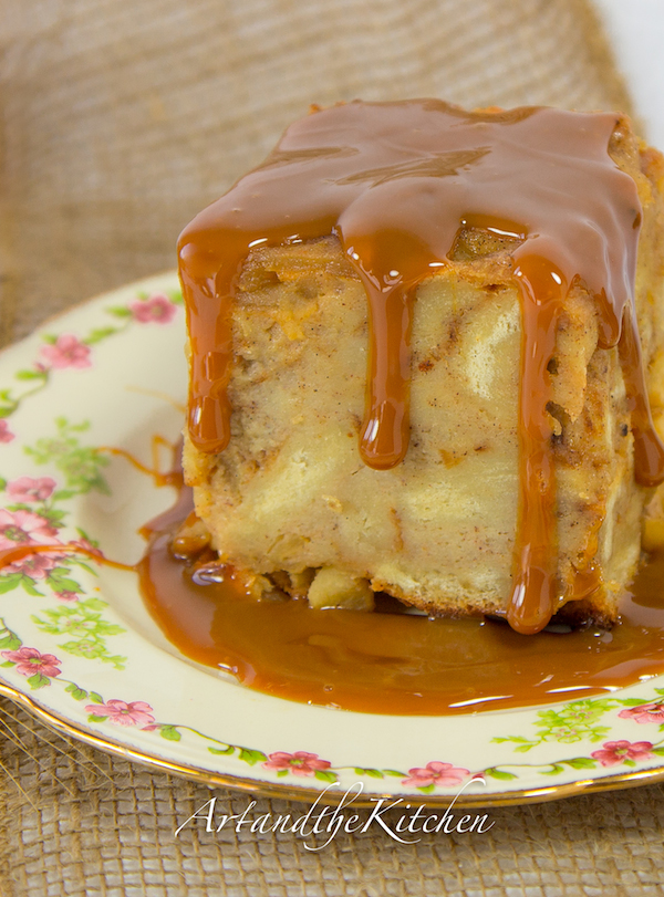 ... de leche dulce de leche apple pie pumpkin bread pudding with dulce de