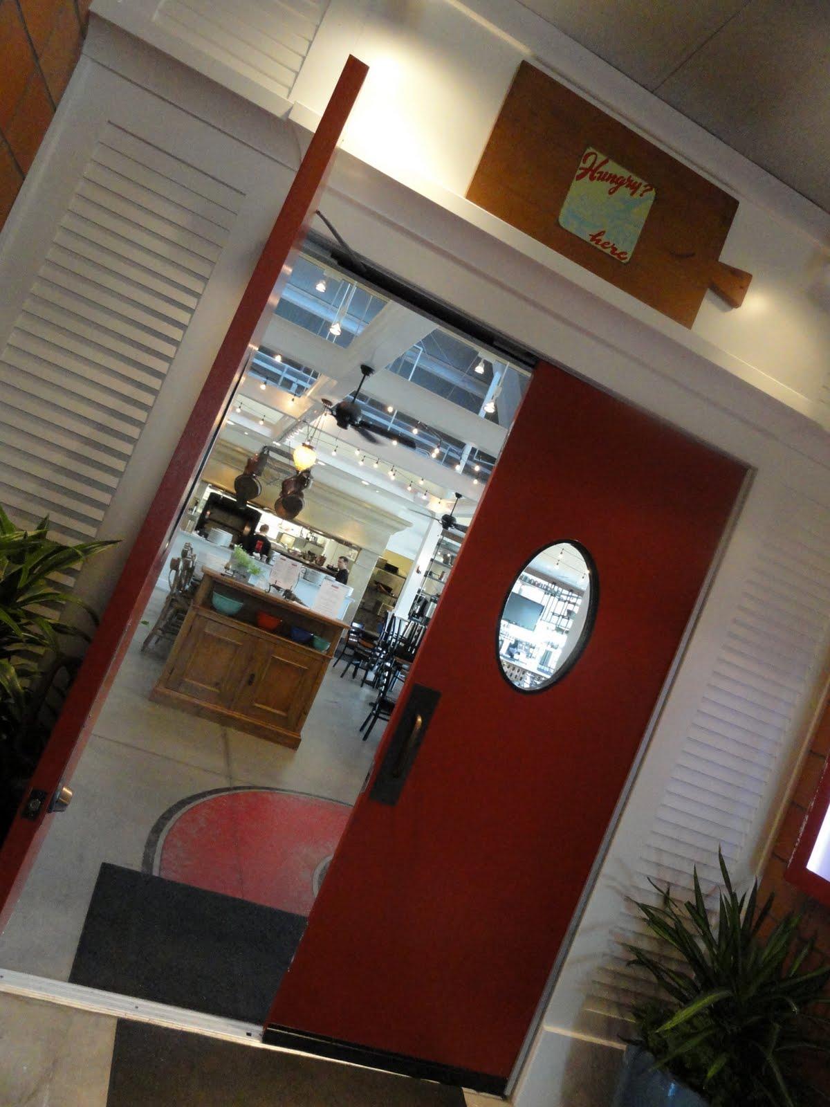 The Kitchen Door Restaurant Now