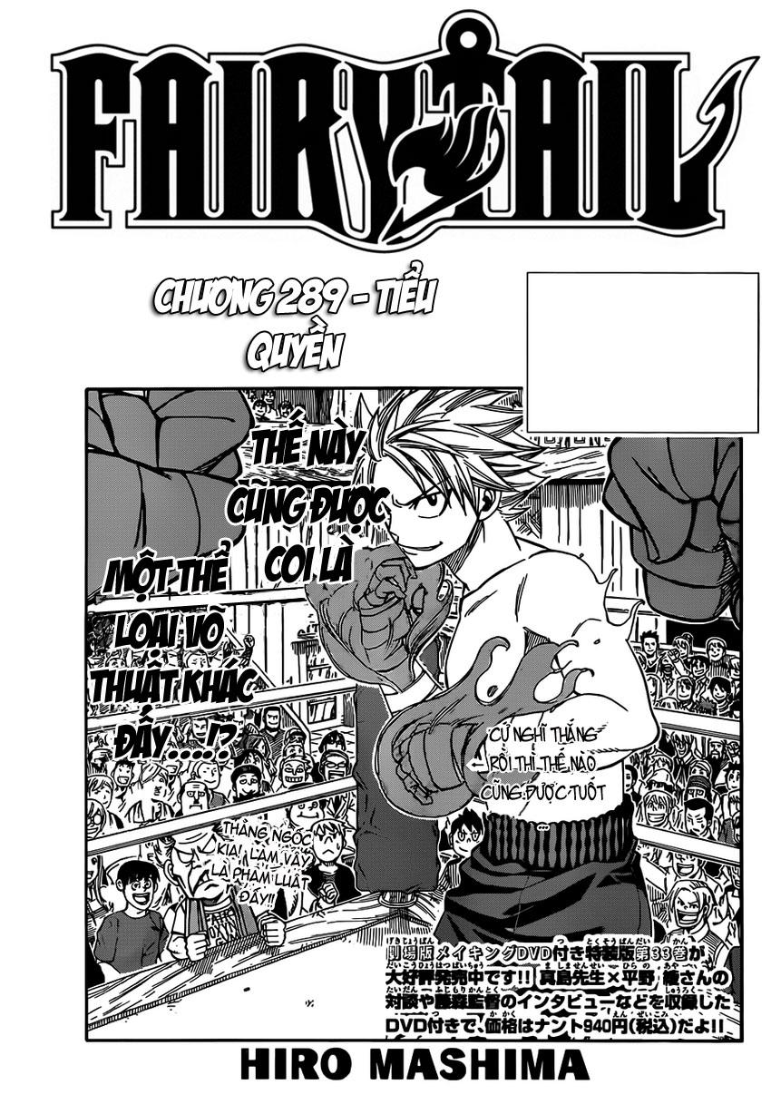 TruyenHay.Com - Ảnh 2 - Fairy Tail Chap 289