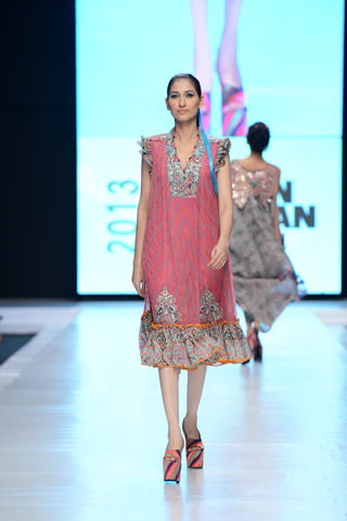 Ahsan Nazir,Fashion Pakistan Week 5