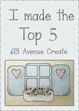 613 Avenue Create Top 5