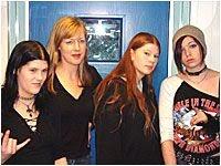 Talena Atfield ex Kittie bassist