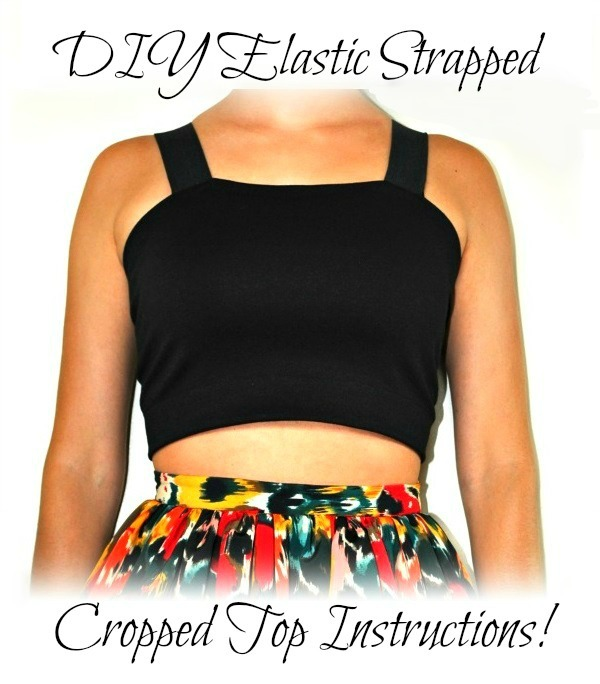 DIY Cropped Top
