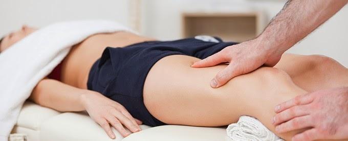 Los masajes son fundamentales para los deportistas