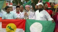 Hafiz Nordin bekas Ketua Pemuda PAS Pulau Pinang beraksi macam 'si anjing Umno'