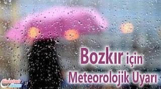 Seydişehir ve Yalıhüyük çevreleri için Kuvvetli Gök Gürültülü Sağanak Yağış ve Dolu Hadisesi Bekleniyor!