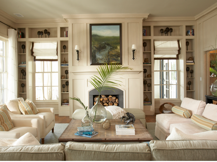 New home interior design coastal living idea house for Coastal home interior designs