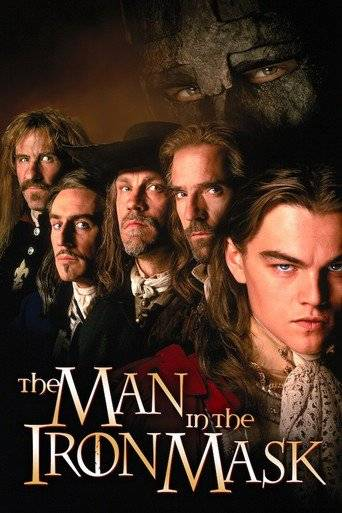 The Man in the Iron Mask (1998) tainies online oipeirates