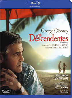 Filme Poster Os Descendentes BDRip XviD Dual Audio & RMVB Dublado