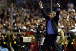Mourinho nunca ha desaprovechado una ventaja de tres puntos