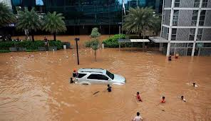 Penyebab Banjir di jajarta